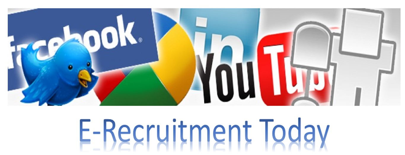 How does E-Recruitment work today