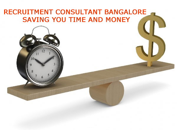 Recruitment Consultant Bangalore – Saving You Time and Money