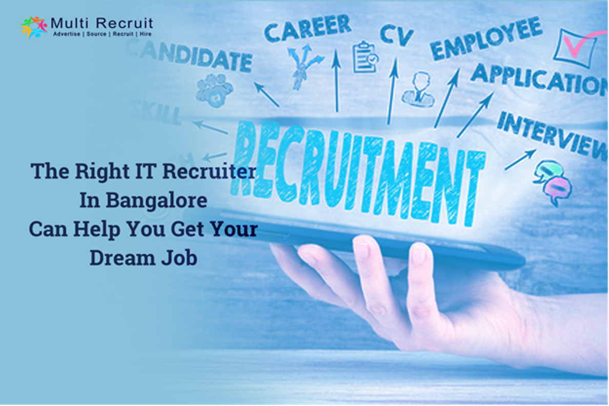 The Right IT Recruiter in Bangalore Can Help you Get your Dream Job