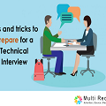 Tips and Tricks for your Technical Interview
