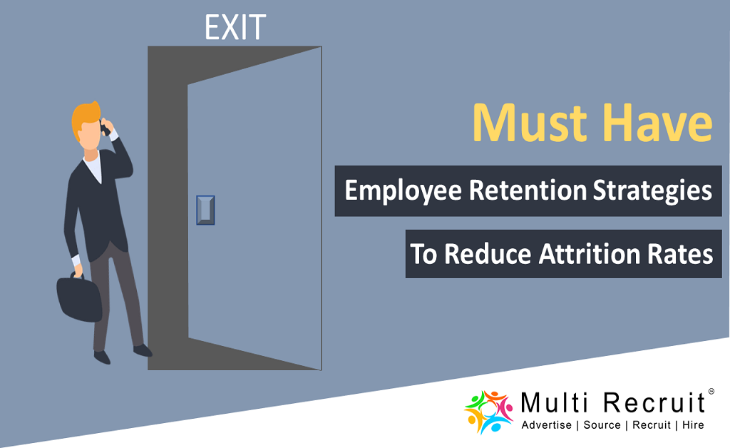 Employer Retention Strategies to Reduce Attrition Rates
