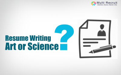 Resume Writing—Art or Science?