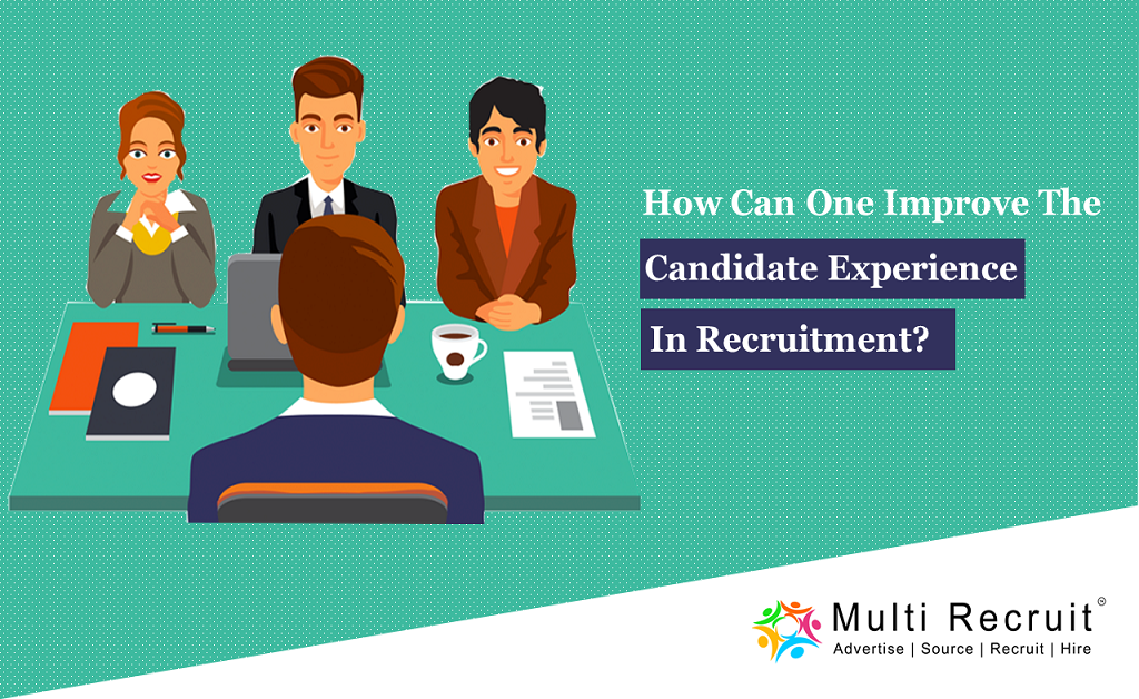 How can one improve the Candidate Experience in Recruitment?