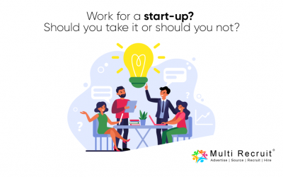Work for a Start-up? Should you take it or Should you not?