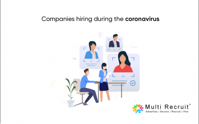 Companies Hiring During The Coronavirus (COVID-19)